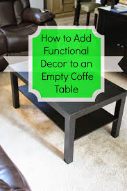 sprinkled just right how to add functional decor to an empty