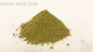 basalt rock dust 10kg