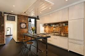 industrial style kitchen island 100 kitchen exles with an industrial look fresh design pedia