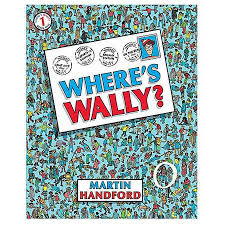 where s where s wally big w