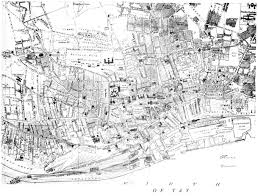 Stirling Scotland Map Old Map Love Old Maps Scotland My Birthplace My Heritage