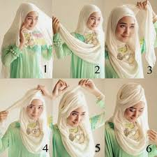 tutorial hijab syar i untuk pernikahan anisa author at hijabyuk com
