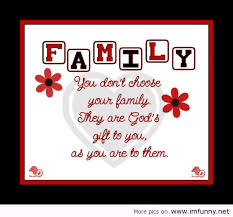 best family quote