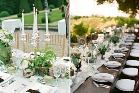 rustic dinner table settings 98 rustic wedding table settings happywedd com