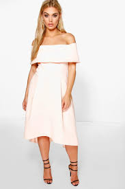 boo hoo clothing plus elizabeth layer midi dress boohoo