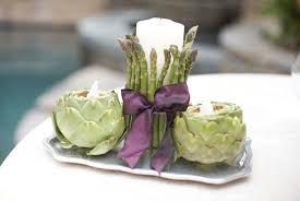 table centerpiece veggie centerpiece arrangements weddings by lilly