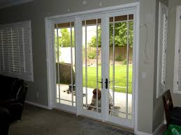 Patio Doors Pella Lush Series Sliding Patio Door Ideas Sliding Glass Doors For Your