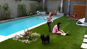 Small Backyard Pool Ideas Triyae Com U003d Landscaping Ideas For Small Backyards With Pool