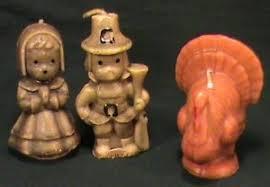 thanksgiving pilgrim candles vintage green gurley thanksgiving pilgrim candle boy girl plus