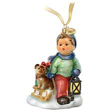 cheer 2017 m i hummel ornament collector set the