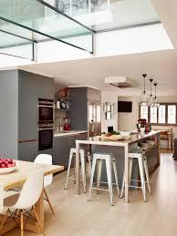 large island kitchen design houzz