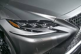 light gray lexus 2018 lexus ls first look automobile magazine