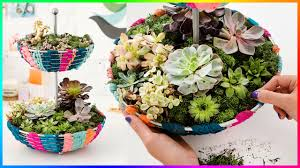 diy ideas indoor gardens for small space youtube