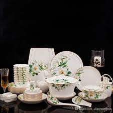 gold dinnerware plate dishes dishes sets china dinnerware kitchen