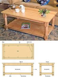 Woodworking Plans Coffee Tables by 1114 Best Latest Wood Addition Images On Pinterest Wood Projects