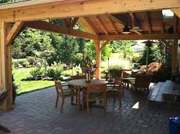 backyard porch ideas let the sun shine through with an open porch design in your backyard