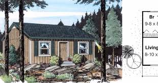 cabin homes plans 8 cabin floor plans for couples