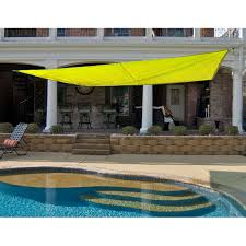 Wind Sail Patio Covers by King Canopy Triangle Sun Shade Sail Walmart Com