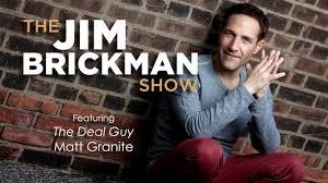 matt granet matt granite shares his black friday deals with jim brickman youtube