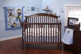 Nojo Crib Bedding Set Bedding By Nojo 3 Monkeys 10 Crib Bedding Set Boy