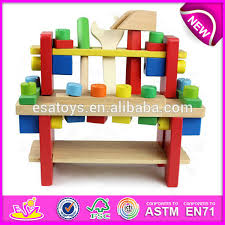 Toy Wooden Tool Bench 2015 Top Quality Wooden Tool Box Toy For Kids Diy Toy Wooden Toy