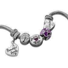 fashion bracelets charms walmart