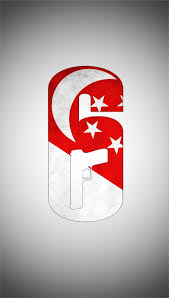 Yap Flag Rainbow Six Siege Singapore Flag And Saf Camo Logo Wallpapers