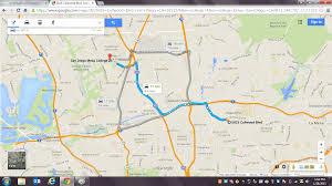 Mesa College Campus Map Shuttle To Sdsu