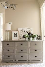 How To Make A Mirrored Nightstand Diy Diy Laundry Basket Dresser Laundry Mondays And Couples
