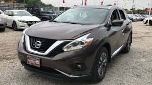 nissan murano us news new 2017 nissan murano sl chicago il western ave nissan