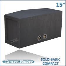 nissan frontier subwoofer box black 15