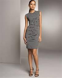 miller dresses miller tidal tucked tank dress