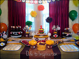 Decoration Themes Birthday Party Decoration Theme Decorating Of Party
