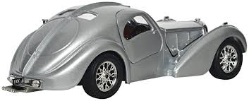 bugatti atlantic buy bburago bugatti atlantic scale 1 24 die cast toy car grey