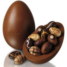 fancy easter eggs how to make chocolate easter eggs