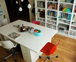 Craft Room Tables - crafts room ideas