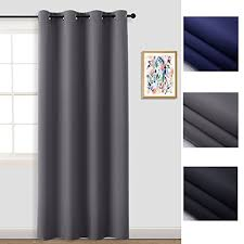 Thermal Energy Curtains Midsummer Town Blackout Curtains Panels Weave Energy