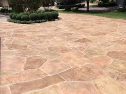 Concrete Patio Houston Choosing A Paver For Your Patio In Houston Tx Is Easy With Allied