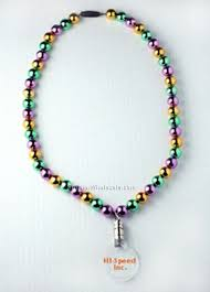 light up pendant necklace w mardi gras no led wholesale china