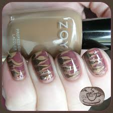 zoya naturel deux 2 collection swatches review and some nail