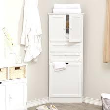White Wooden Bathroom Furniture Wonderful White Gloss Bathroom Storage Unit Dkbzaweb