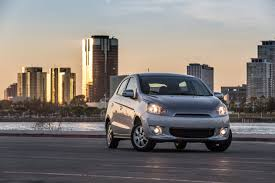 mitsubishi mirage hatchback 2015 mitsubishi mirage skips 2016my will return for 2017 with sedan