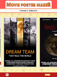 movie poster maker u0026 template android apps on google play