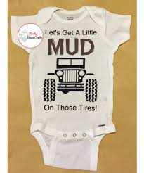 cute white jeep let u0027s get a little mud on those tires jeep cute baby