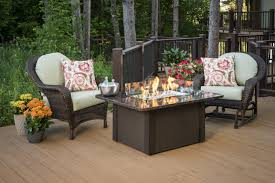 Outdoor Table With Firepit by Fire Pits Jacksonville Fl Construction Solutions U0026 Supply