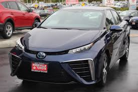 top toyota cars meet the first toyota mirai and the big expensive plan to keep