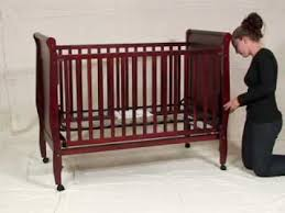 Converting Crib To Toddler Bed Manual 2