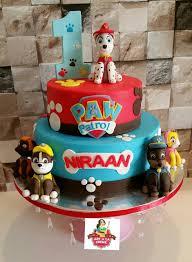 paw patrol 506 cakes cakesdecor