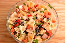 how to make mediterranean pasta salad 10 steps with pictures