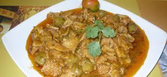 cuisine marocaine traditionnelle tkalia tkalia tqalya tkalya ou douara recette traditionnelle